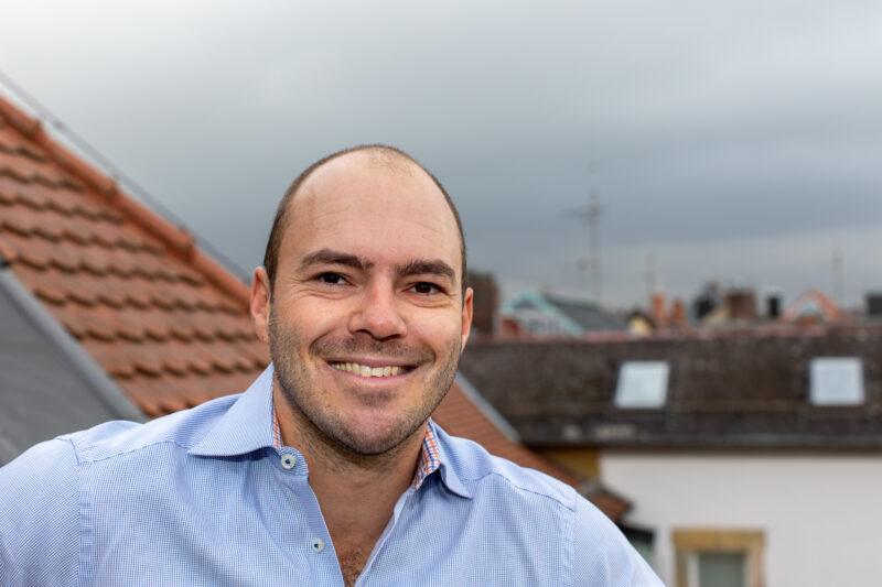 Bastian Raithel (Grüne Bayreuth, Kreisverband Bayreuth-Stadt) Unternehmer